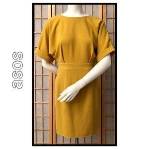 ASOS Design Wiggle Mini Dress